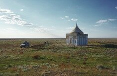 Atyrau region is rich for its architectural monuments of culture, one of them is considered to be Zhuban Mausoleum. Being built in 1898, the mausoleum has become one of the most outstanding monuments of the Kazakh folk architecture.
